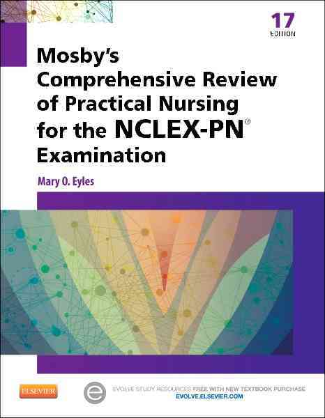 Mosby's Comprehensive Review of Practical Nursing for the Nclex-pn Exam By Eyles, Mary O.